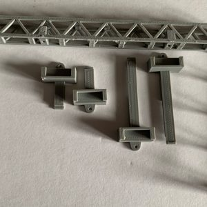 Tri-ang Reproduction Catenary Assembled Product Image