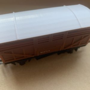 R122 Cattle Truck Roof Fitted Product Image