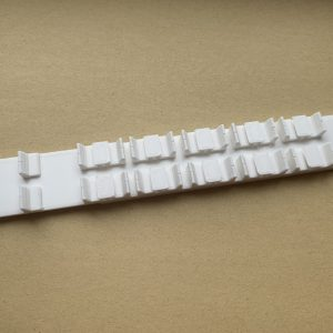 R125 Seating Unit White Product Image